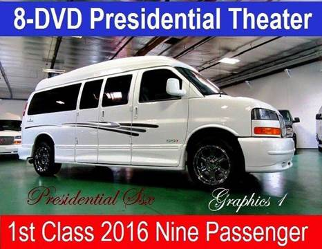 2016 GMC Savana Passenger for sale in Phoenix, AZ