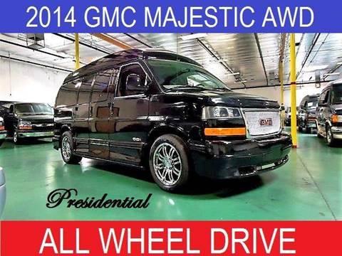 2014 GMC Savana Passenger for sale in Phoenix, AZ