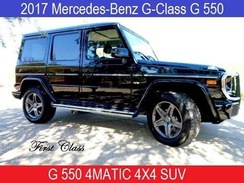 2017 Mercedes-Benz G-Class for sale in Phoenix, AZ