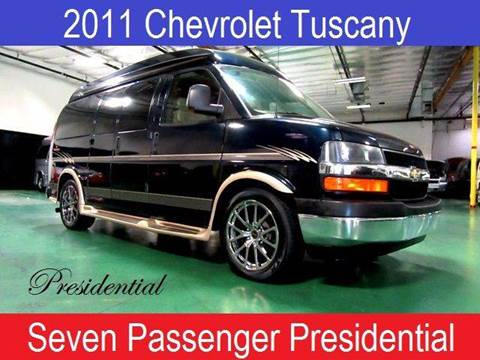 2011 Chevrolet Express Passenger For Sale In Phoenix AZ