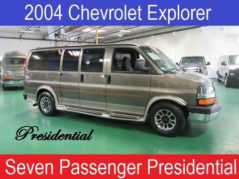 2004 Chevrolet Express Passenger for sale in Phoenix, AZ