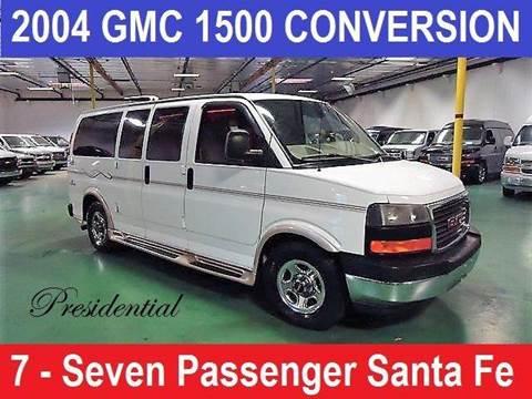 42ddbfd5bc 2004 GMC Savana Passenger for sale in Phoenix