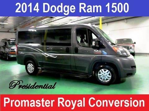 2014 Dodge Ram Van For Sale In Phoenix AZ