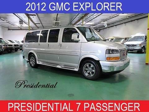 2012 GMC Savana Passenger For Sale In Phoenix AZ