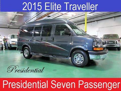 2015 Chevrolet Express Passenger For Sale In Phoenix AZ