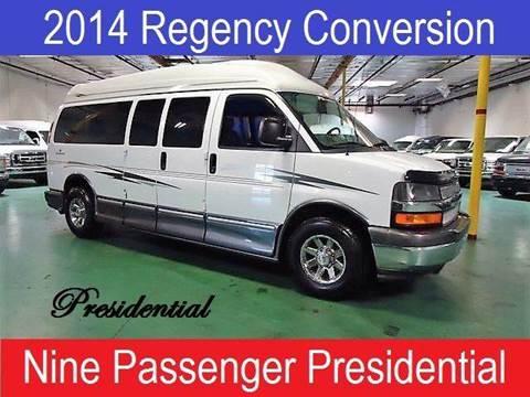 2014 Chevrolet Express Passenger For Sale In Phoenix AZ