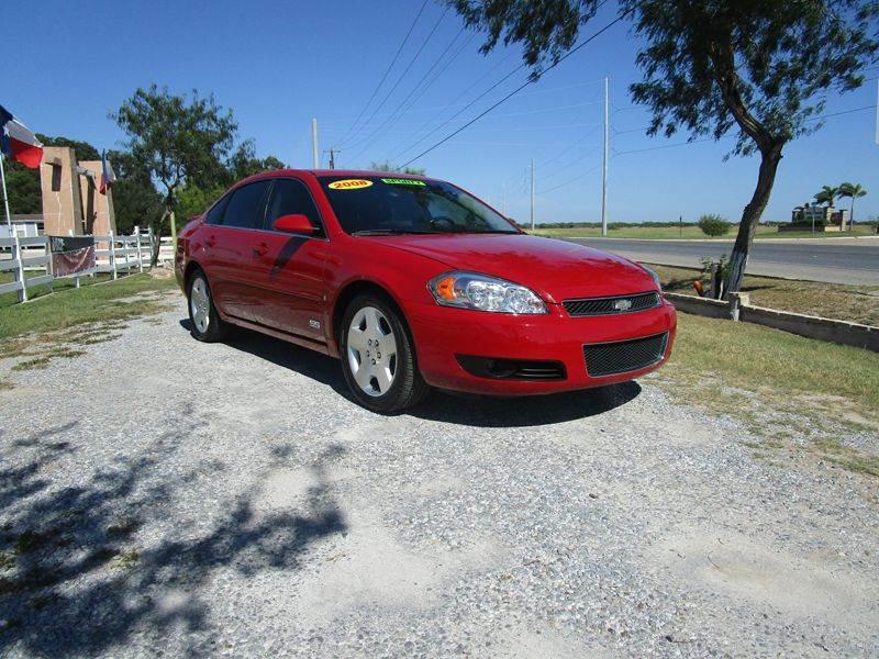 2008 Chevrolet Impala SS 4dr Sedan   Brownsville TX