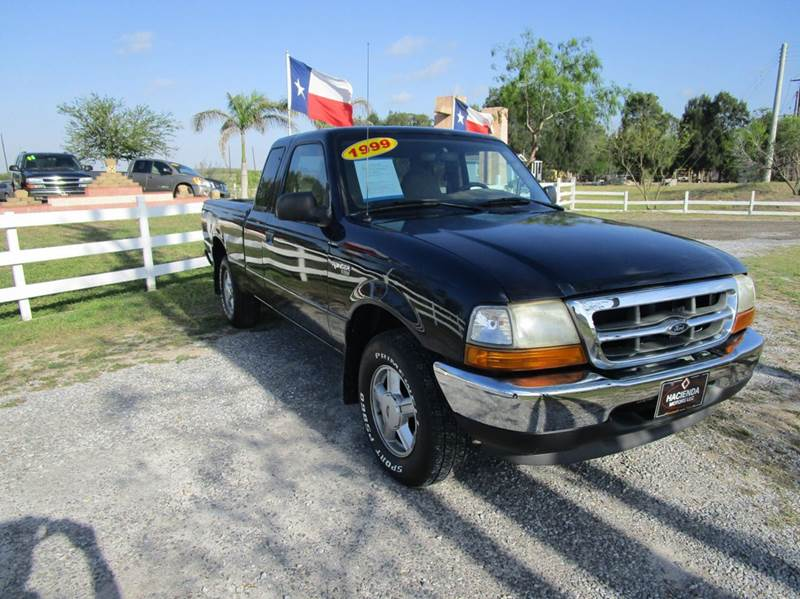1999 Ford Ranger Xlt 2dr Extended Cab Sb In Brownsville Tx