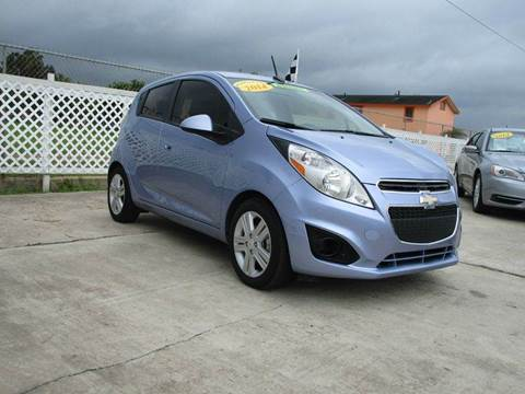 2014 Chevrolet Spark for sale in Brownsville, TX