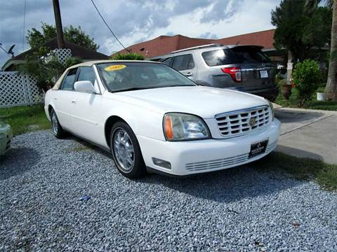 2005 Cadillac DeVille for sale in Brownsville, TX