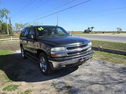 2005 Chevrolet Tahoe for sale in Brownsville, TX