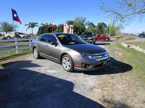 2010 Ford Fusion for sale in Brownsville, TX