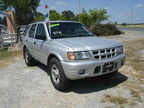 used isuzu rodeo for sale - carsforsale®