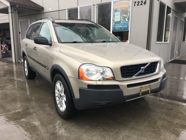 2004 volvo xc90 t6 awd 4dr turbo suv in tacoma wa tacoma car sales. Black Bedroom Furniture Sets. Home Design Ideas
