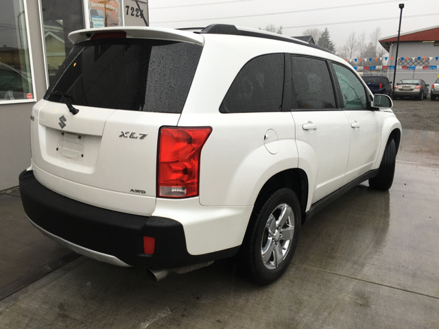 Suzuki Xl Limited Platinum Touring Package