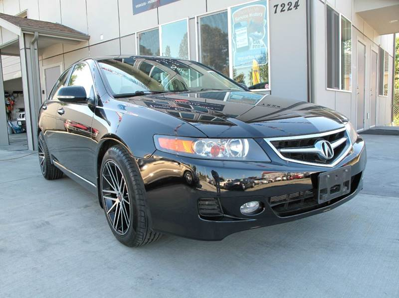 2008 acura tsx w navi 4dr sedan 5a w navigation in tacoma. Black Bedroom Furniture Sets. Home Design Ideas