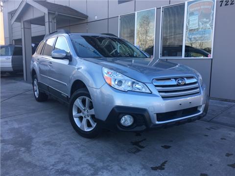 2014 Subaru Outback for sale in Tacoma, WA
