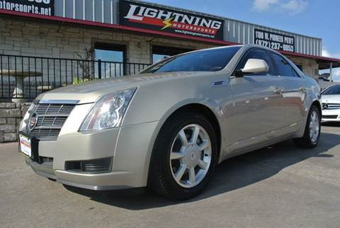 2009 Cadillac CTS for sale in Grand Prairie, TX
