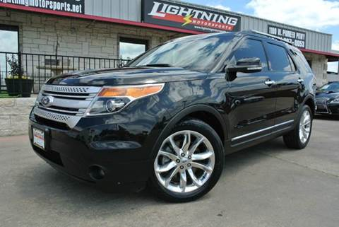 2013 Ford Explorer for sale in Grand Prairie, TX