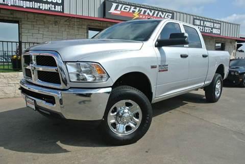 2016 RAM Ram Pickup 2500 for sale in Grand Prairie, TX