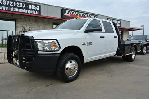 2015 RAM Ram Chassis 3500 for sale in Grand Prairie, TX
