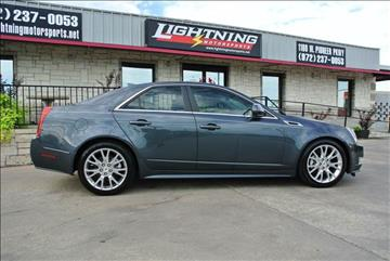 2013 Cadillac CTS for sale in Grand Prairie, TX