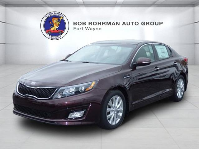 Bob Rohrman Kia >> 2015 Kia Optima EX 4dr Sedan In Fort Wayne IN - BOB ROHRMAN FORT WAYNE TOYOTA