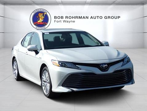 2018 Toyota Camry Hybrid for sale in Fort Wayne, IN