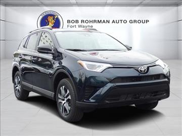 2017 Toyota RAV4 for sale in Fort Wayne, IN