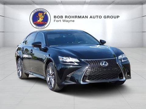2016 Lexus GS 450h for sale in Fort Wayne, IN