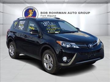 Toyota Rav4 For Sale Fort Wayne In