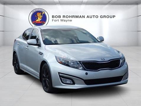 2014 Kia Optima for sale in Fort Wayne, IN