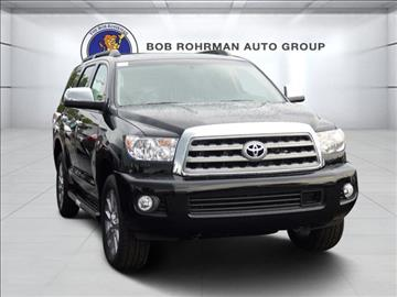 2017 Toyota Sequoia for sale in Fort Wayne, IN