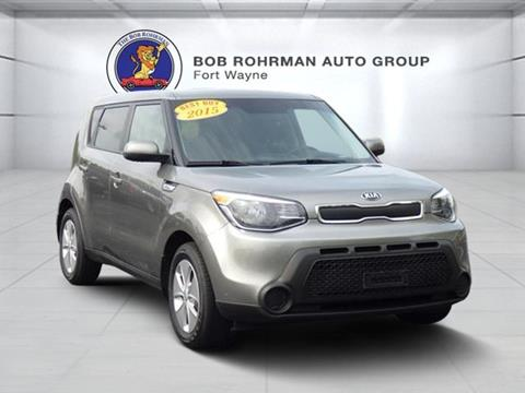 2015 kia soul for sale in indiana. Black Bedroom Furniture Sets. Home Design Ideas