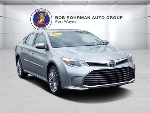 2017 Toyota Avalon For Sale In Indiana