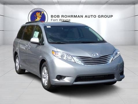 2017 Toyota Sienna for sale in Fort Wayne, IN