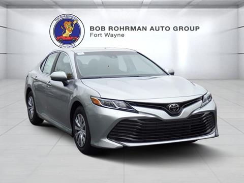 2018 Toyota Camry for sale in Fort Wayne, IN