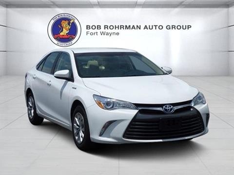 2016 Toyota Camry Hybrid for sale in Fort Wayne, IN