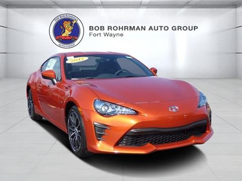 2017 Toyota 86 for sale in Fort Wayne, IN