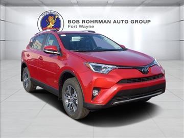 2017 Toyota Rav4 For Sale Fort Wayne In