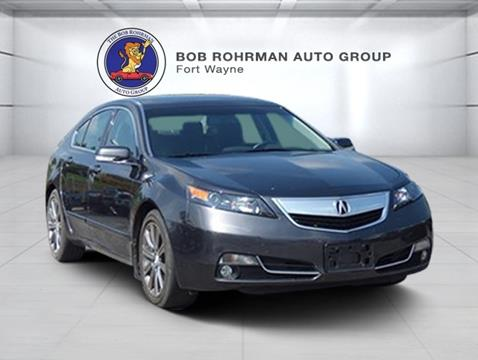 2014 Acura TL for sale in Fort Wayne, IN