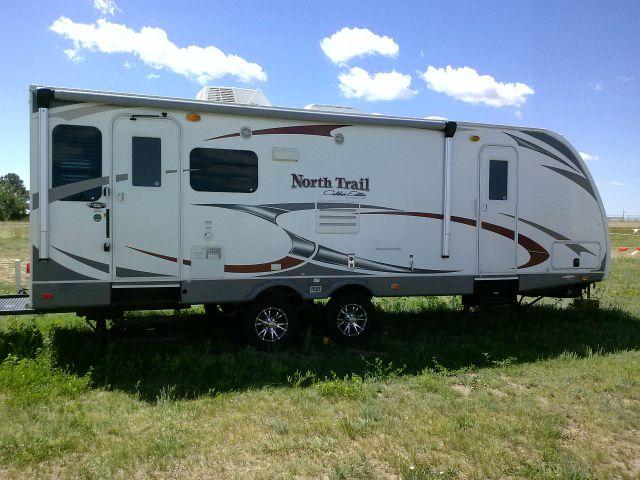 2011 Heartland North Trail 30' Bumper Pull