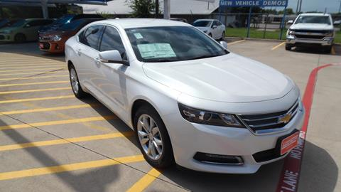 2018 Chevrolet Impala for sale in Burleson, TX