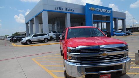 2018 Chevrolet Silverado 2500HD for sale in Burleson TX