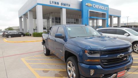 2018 Chevrolet Silverado 1500 for sale in Burleson TX