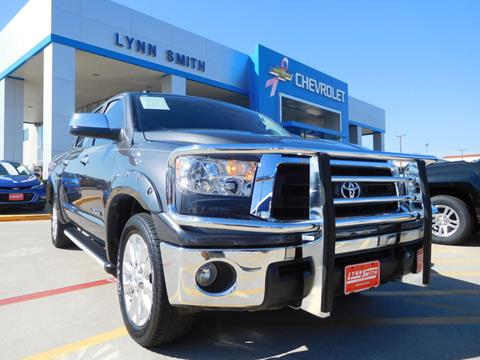 2012 Toyota Tundra for sale in Burleson TX
