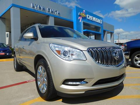 2015 Buick Enclave for sale in Burleson, TX
