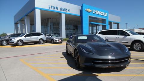 2018 Chevrolet Corvette for sale in Burleson TX