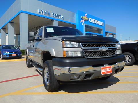 2005 Chevrolet Silverado 2500HD for sale in Burleson TX