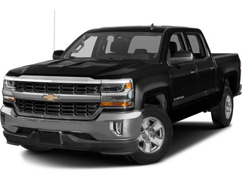 2017 Chevrolet Silverado 1500 for sale in Burleson TX